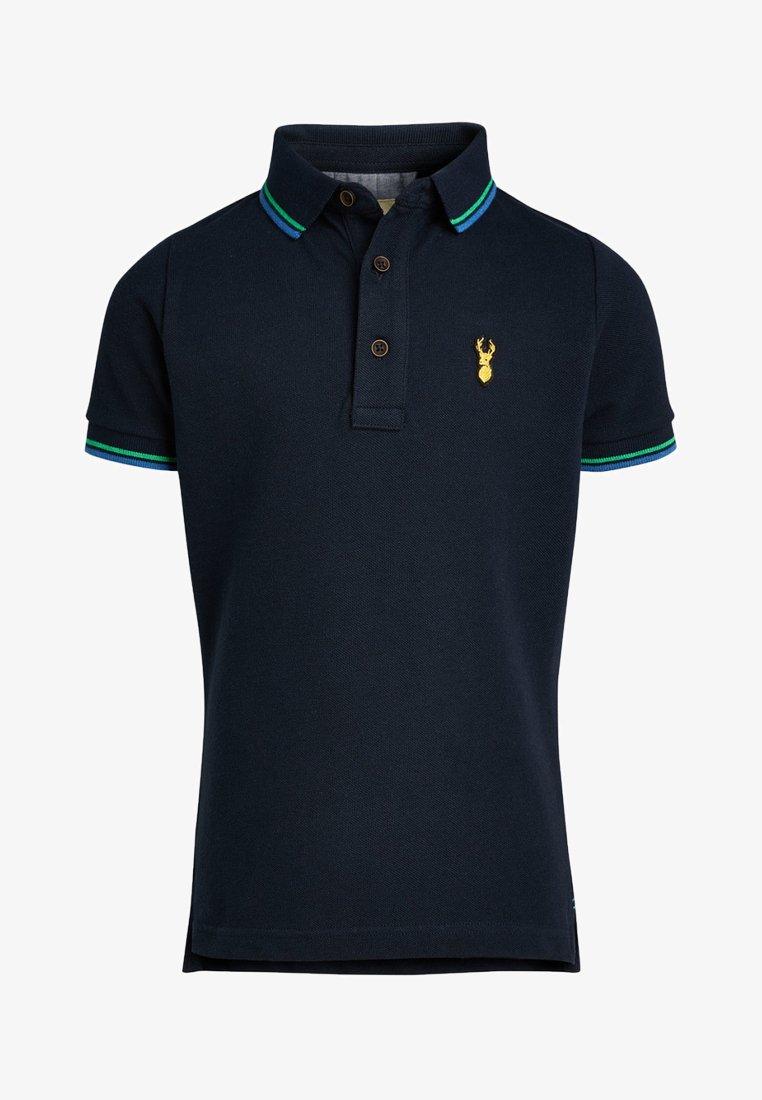 Next - POLO - Poloshirt - dark blue