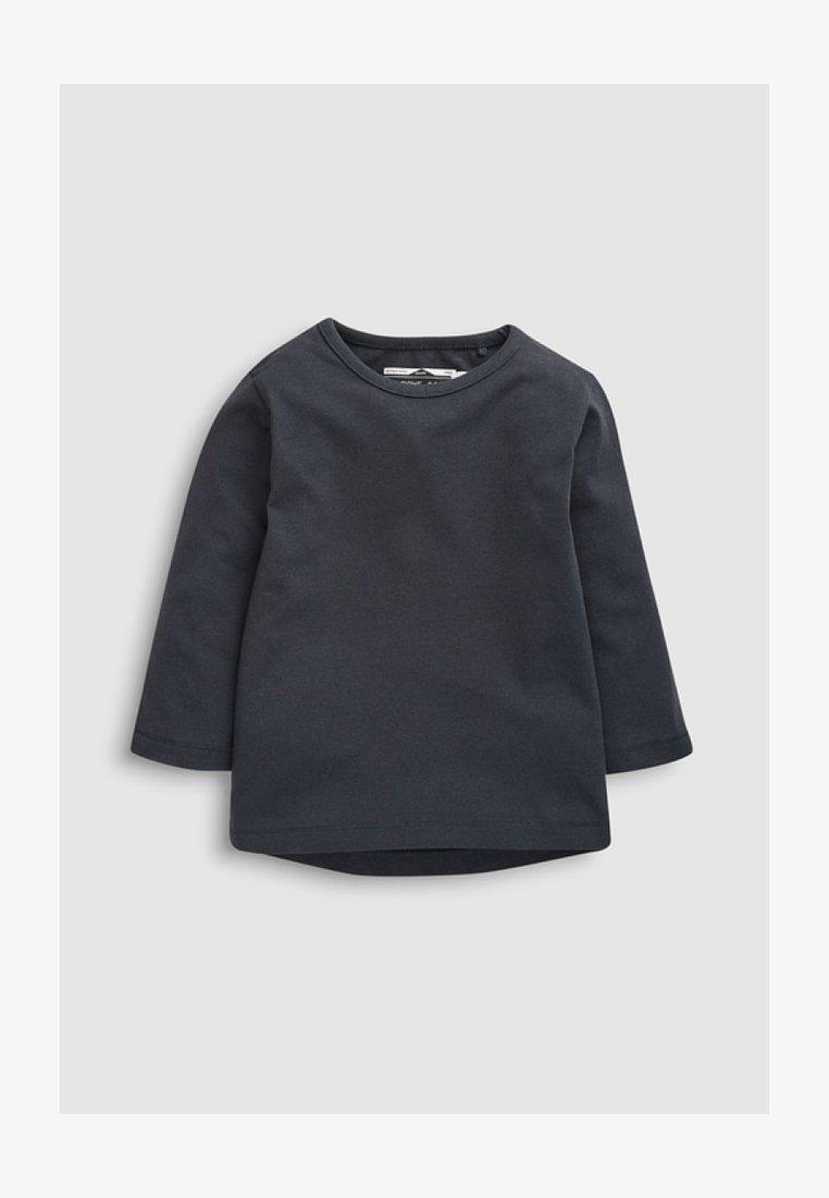 Next - 2 PACK - Long sleeved top - dark blue