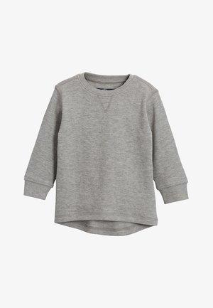 THREE PACK - Long sleeved top - black