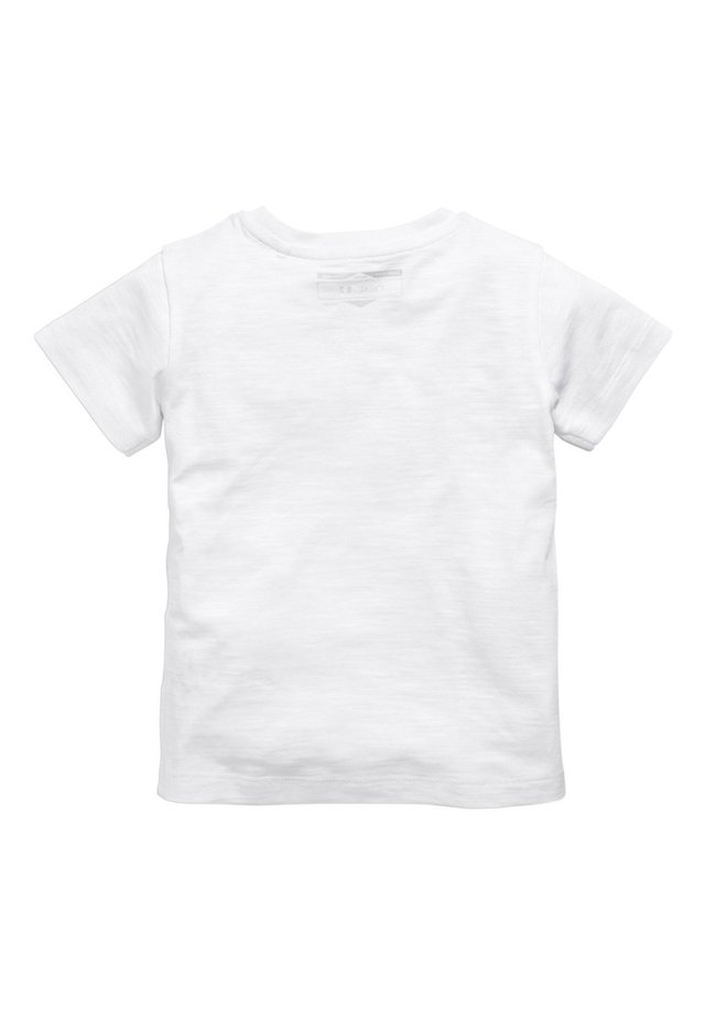 SHORT SLEEVE - Camiseta básica - white