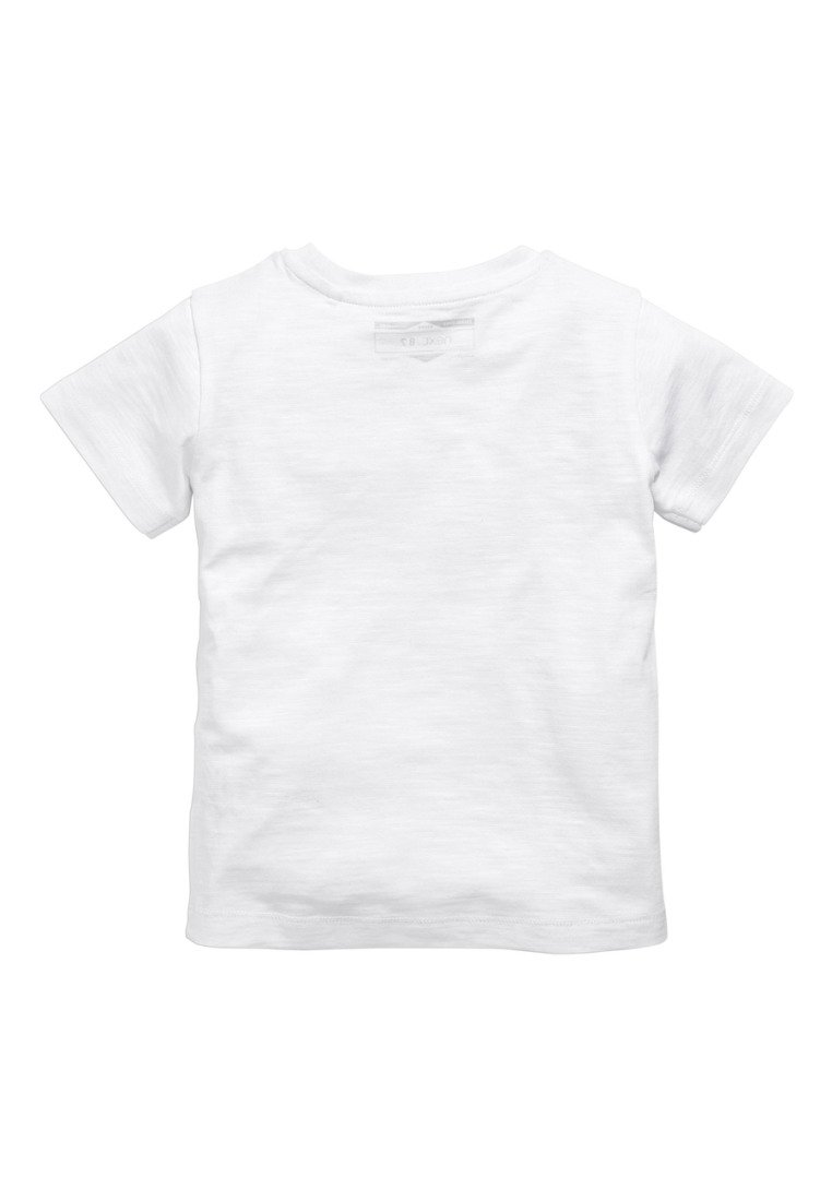 Next - T-shirt basic - white
