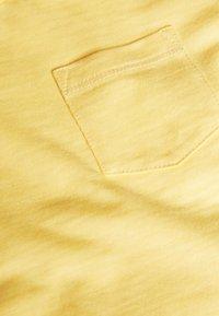 Next - SHORT SLEEVE - Jednoduché triko - yellow - 2