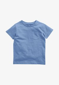 Next - SHORT SLEEVE - Jednoduché triko - blue - 0