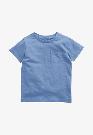 SHORT SLEEVE - Basic T-shirt - blue
