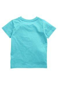 Next - T-shirt basic - turquoise - 1