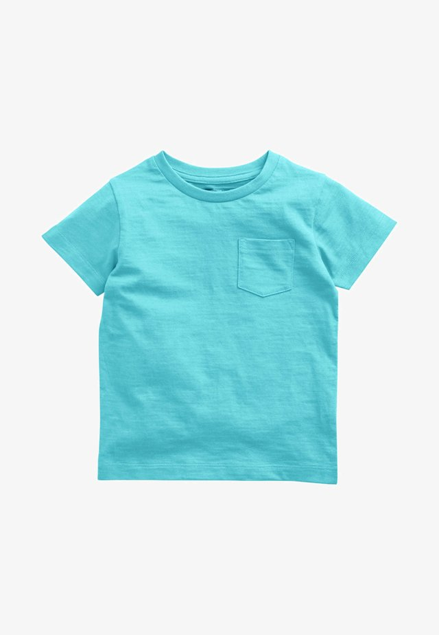 SHORT SLEEVE - Camiseta básica - turquoise