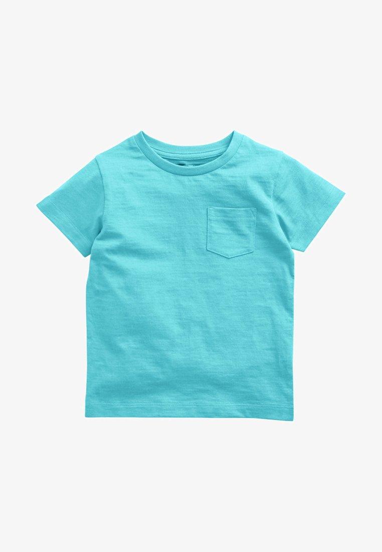 Next - Camiseta básica - turquoise