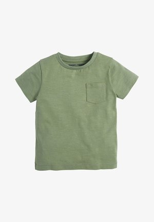 SHORT SLEEVE - Basic T-shirt - mint