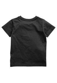 Next - T-shirt basique - black - 1