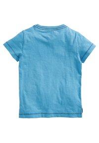 Next - FIVE PACK - Camiseta estampada - blue - 2