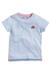 Next - FIVE PACK - Camiseta estampada - blue - 5