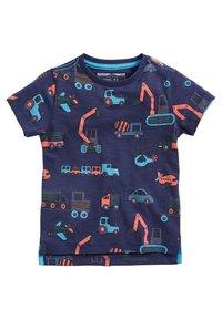 Next - FIVE PACK - Camiseta estampada - blue - 6