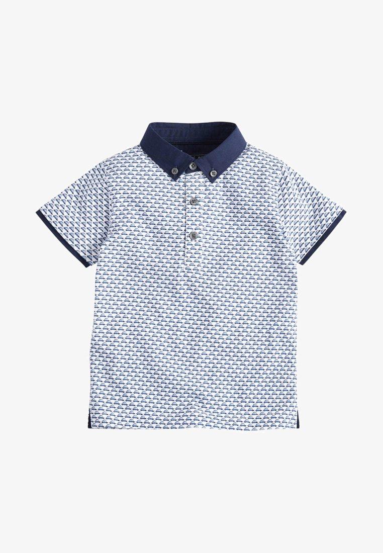 Next - Poloshirt - blue
