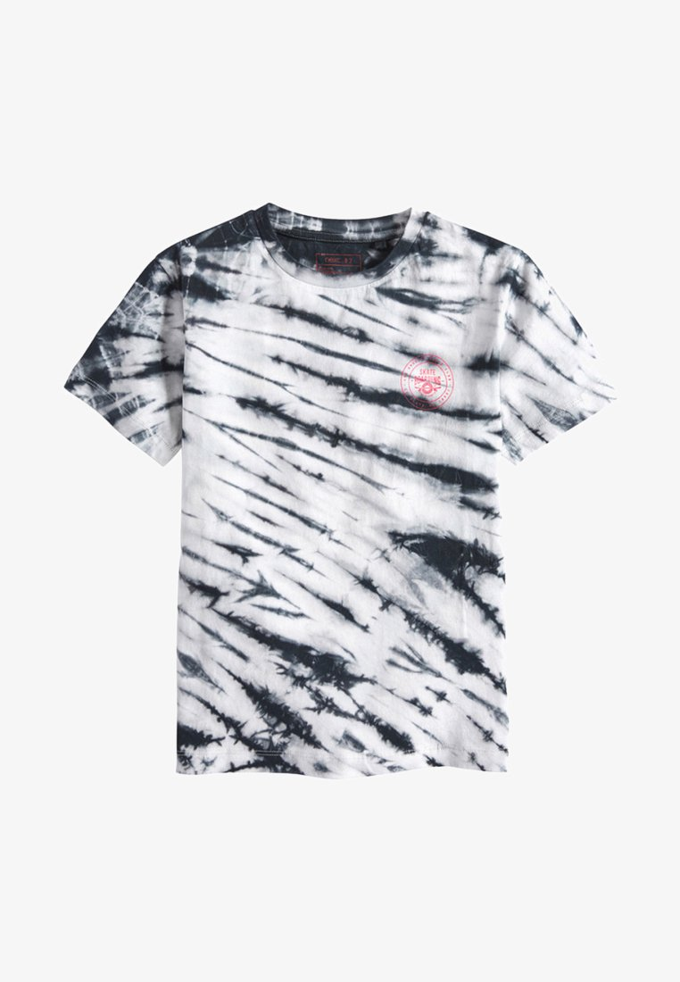 Next - Print T-shirt - black