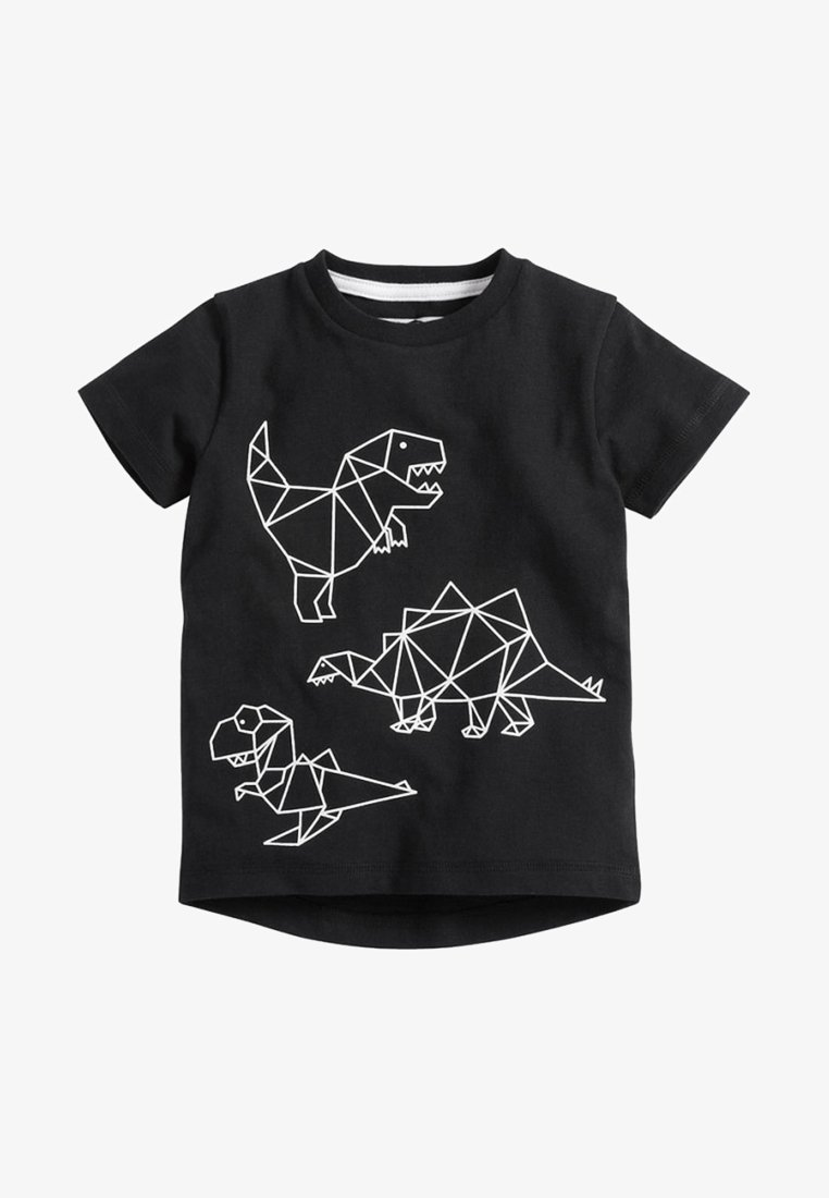 Next - DINO - T-Shirt print - black