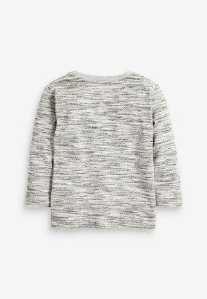 LONG SLEEVE PLAIN T-SHIRT (3MTHS-7YRS) - T-shirt à manches longues - grey