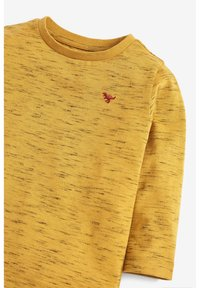 Next - Long sleeved top - yellow - 2