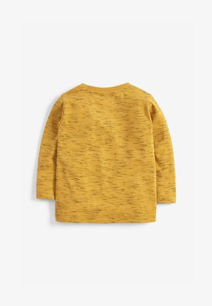 LONG SLEEVE PLAIN T-SHIRT (3MTHS-7YRS) - Longsleeve - yellow