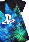 Next - PLAYSTATION - Print T-shirt - blue