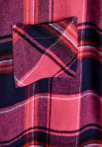 Next - Button-down blouse - pink - 2