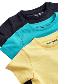 Next - 3PACK - T-paita - yellow - 9