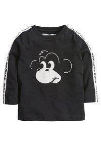 Next - 4 PACKS - T-shirt print - black - 3