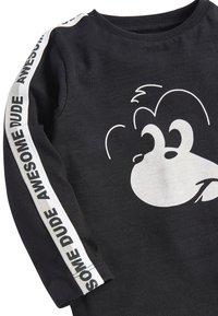 Next - 4 PACKS - T-shirt print - black - 6