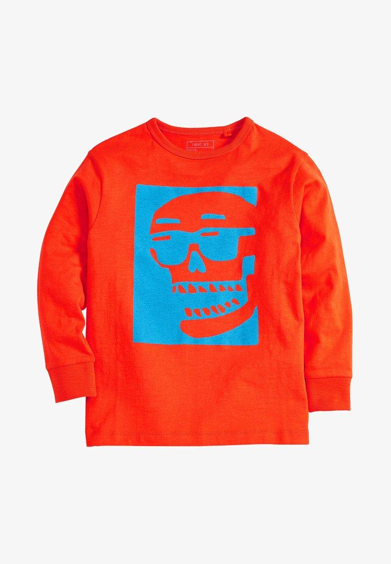 Next - Langærmede T-shirts - orange