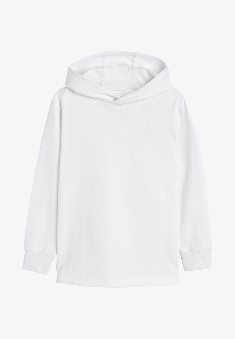 Next - LONG SLEEVE - Sweat à capuche - white