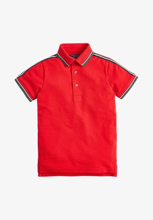 (3-16YRS) - Poloshirts - red