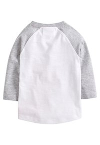 Next - COOKIE AND ELMO - Long sleeved top - grey - 2