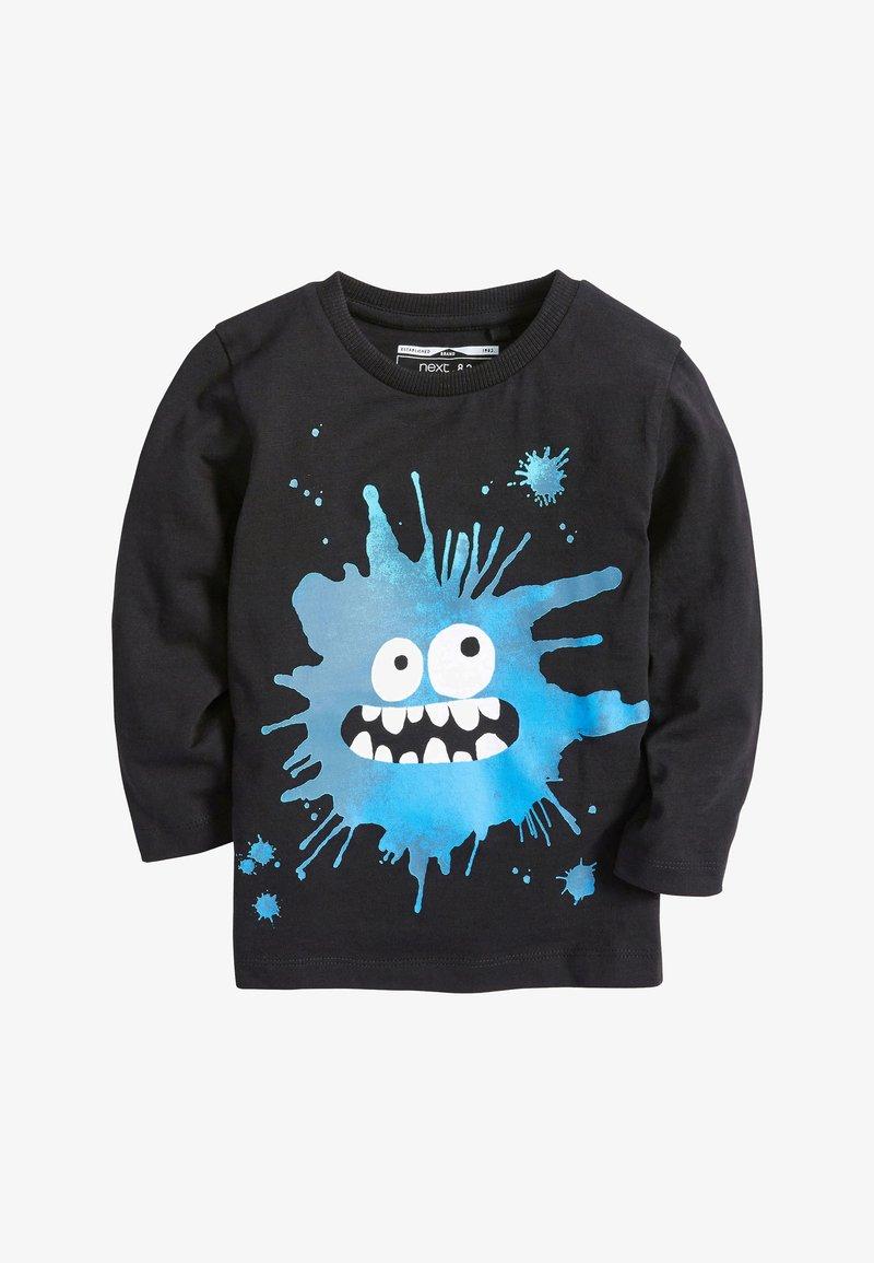 Next - T-shirt à manches longues - blue