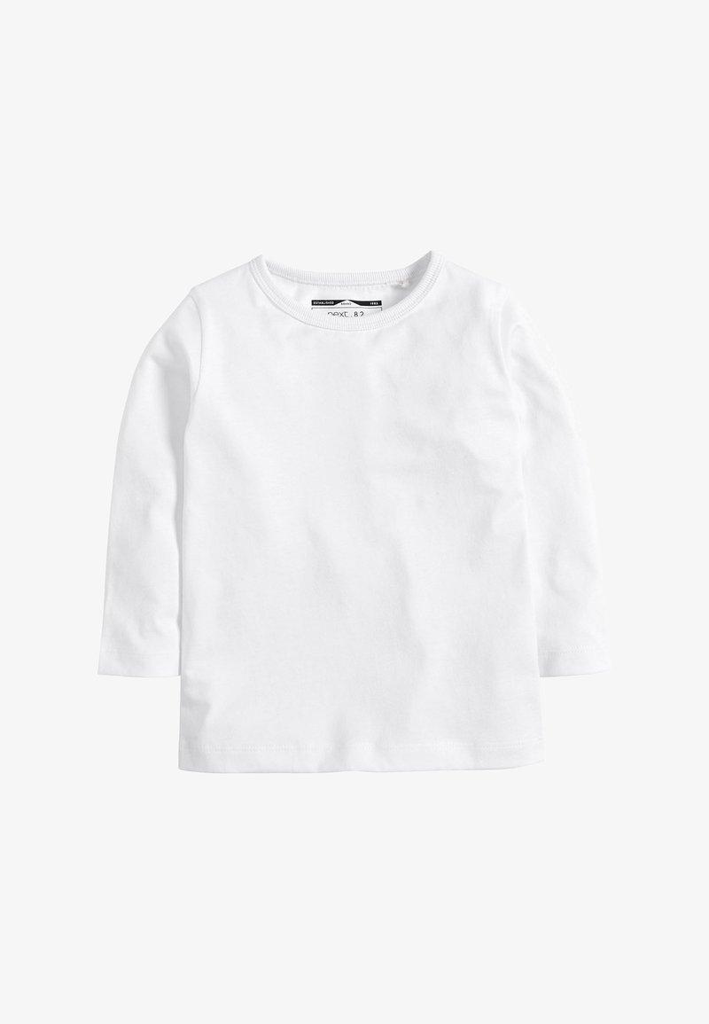 Next - Longsleeve - white