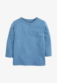 Next - T-shirt à manches longues - blue - 0
