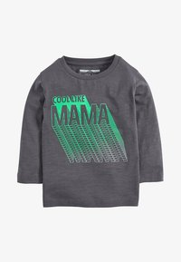 Next - T-shirt à manches longues - grey - 0