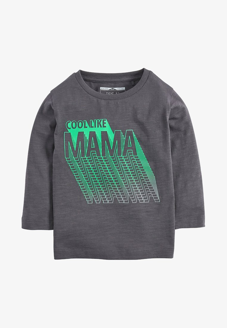 Next - T-shirt à manches longues - grey