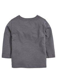 Next - T-shirt à manches longues - grey - 1