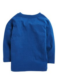 Next - BLUE/WHITE 3 PACK LONG SLEEVE PLAIN T-SHIRTS (3MTHS-7YRS) - T-shirt à manches longues - blue/black/white - 2