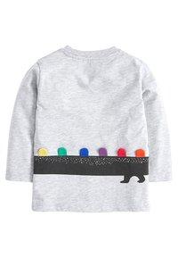 Next - 3 PACK  - Long sleeved top - grey - 2