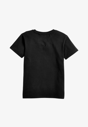 BLACK PAINT SPLAT CONTROLLER T-SHIRT (3-16YRS) - Printtipaita - black