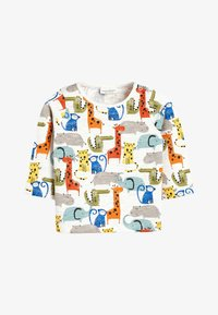Next - BRIGHT 3 PACK CHARACTER T-SHIRTS (0MTHS-3YRS) - Long sleeved top - blue - 1