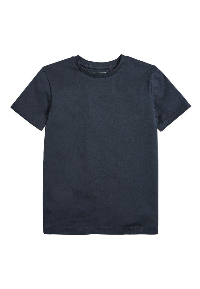MULTI 6 PACK T-SHIRTS (3-16YRS) - Camiseta estampada - blue