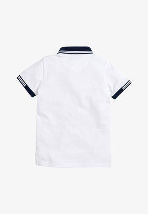 Poloshirt - white