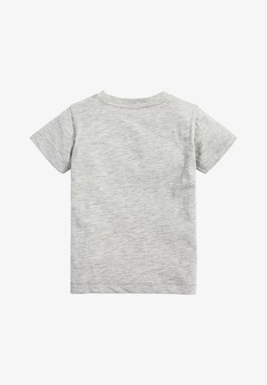 LIGHT GREEN SHORT SLEEVE T-SHIRT (3MTHS-7YRS) - T-shirt basic - grey