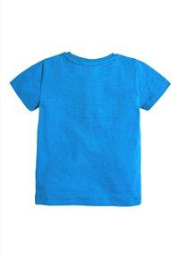Next - BLUE/WHITE 3 PACK INTERACTIVE SHARK T-SHIRTS (3MTHS-7YRS) - Printtipaita - blue - 2