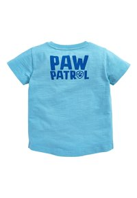 Next - BLUE AND WHITE 2 PACK PAW PATROL SHORT SLEEVE T-SHIRTS (6MTHS-8Y - T-shirt con stampa - blue - 2