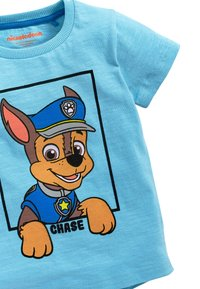 Next - BLUE AND WHITE 2 PACK PAW PATROL SHORT SLEEVE T-SHIRTS (6MTHS-8Y - T-shirt con stampa - blue - 4