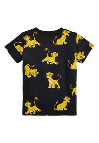 Next - BLACK LION KING ALL OVER PRINT T-SHIRT (3MTHS-8YRS) - Print T-shirt - black - 1