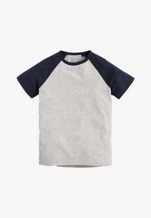 4 PACK - Print T-shirt - grey