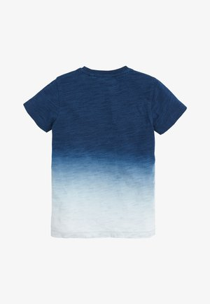 INDIGO DIP DYE  - Print T-shirt - blue